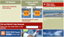 BBC Weather Site