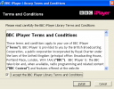 iPlayer Terms and Conditions