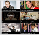 iPlayer category view show details