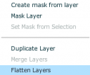a.viary Layer Options