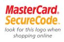 MasterCard SecureCode badge
